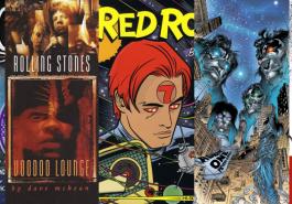 MÚSICA E HQ | Cinco quadrinhos no clima do Rock in Rio!
