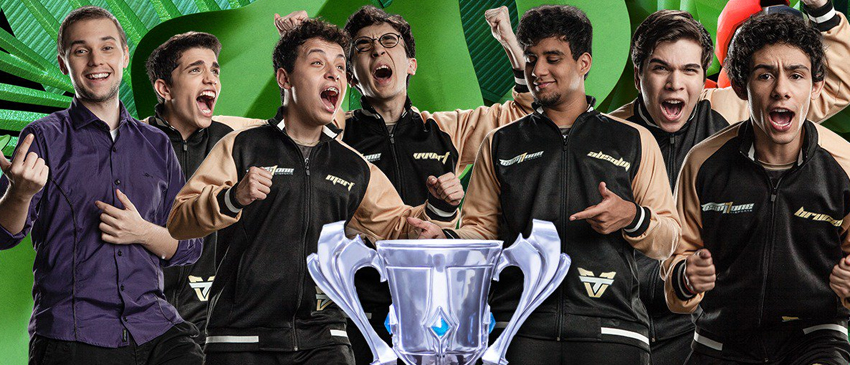 #TOMAAÍUMANOVIDADE | Fanta Guaraná é o mais novo patrocinador do eSport brasileiro!