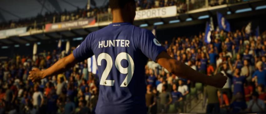 FIFA 18   Alex Hunter está de volta no trailer do novo The Journey!