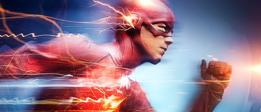 THE FLASH | O novo traje do Velocista Escarlate em cartaz da quarta temporada!