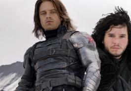 VINGADORES: GUERRA INFINITA | Sebastian Stan se compara a Jon Snow!