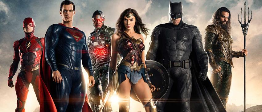 LIGA DA JUSTIÇA | Após o filme, Universo DC não terá muitas ligações!