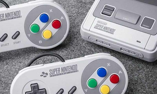 GAMES | Mini Super Nintendo será vendido no Brasil por preço bem salgado!