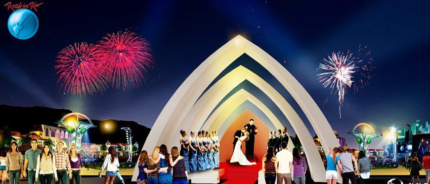 ROCK IN RIO | Chilli Beans promoverá casamentos na Cidade do Rock!