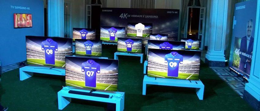 SAMSUNG | Empresa anuncia parceria para exibir a Copa do Mundo de 2018 em 4K nativo!
