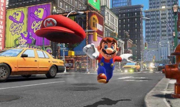 SUPER MARIO ODYSSEY | Novo vídeo de gameplay mostra mais detalhes do jogo!