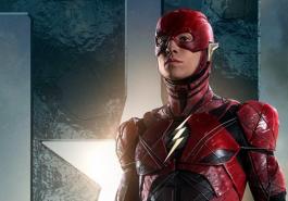 LIGA DA JUSTIÇA | The Flash é o destaque da nova imagem do filme!