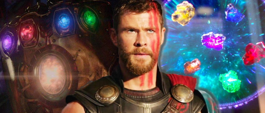 THOR: RAGNAROK | Nem Chris Hemsoworth entende as Jóias da Infinito!