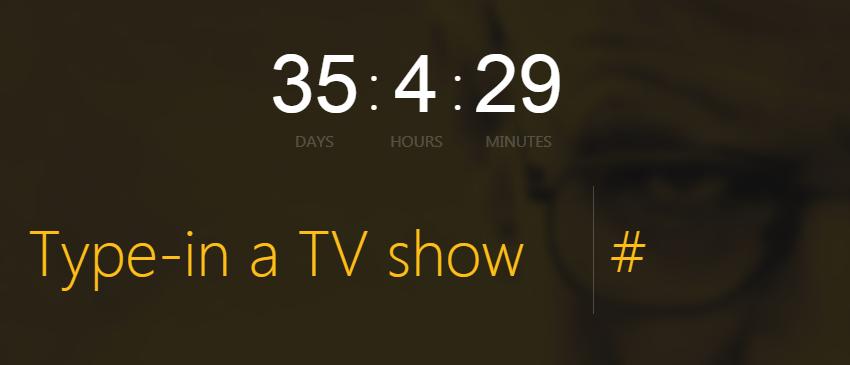 SÉRIES | Conheça o site que calcula o tempo gasto ao assistir séries!