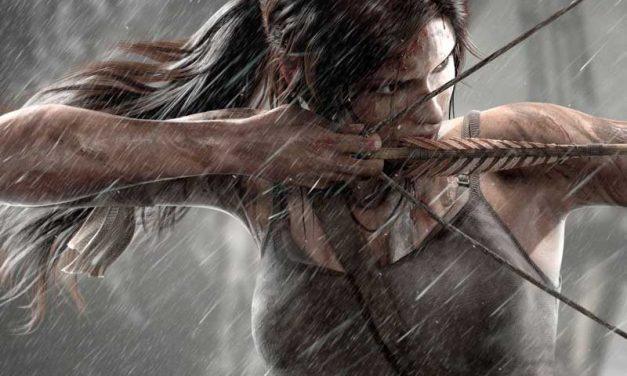 TOMB RAIDER | Mais uma foto oficial da Lara é divulgada!