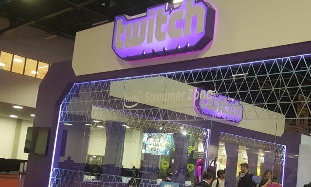 BGS 2017 | A Twitch anunciou as atrações de seu estande no evento!