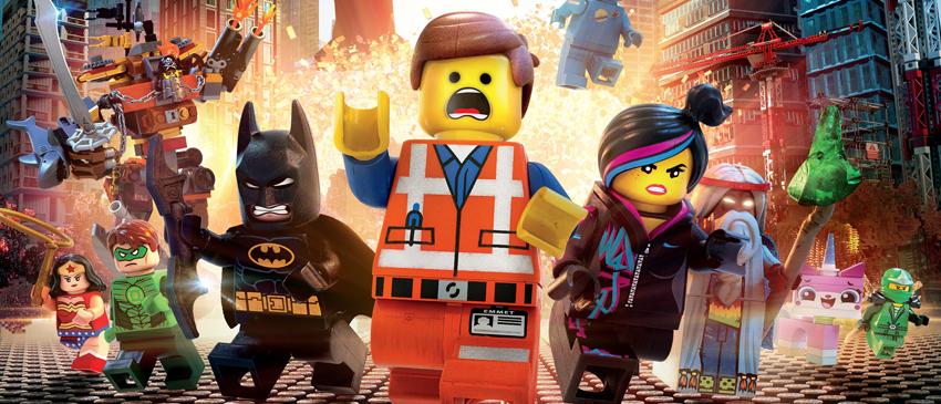 UMA AVENTURA LEGO 2 | Produção da sequência começa mês que vem!