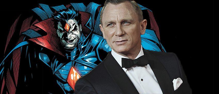 GAMBIT   Daniel Craig pode ser o Sr. Sinistro no filme!