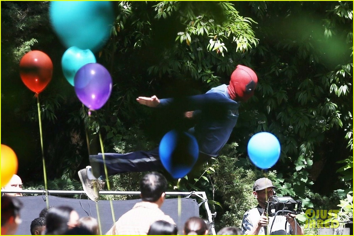 Deadpool 2 Imagens Bastidores (18)