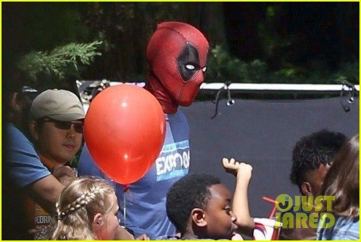 Deadpool 2 Imagens Bastidores (19)