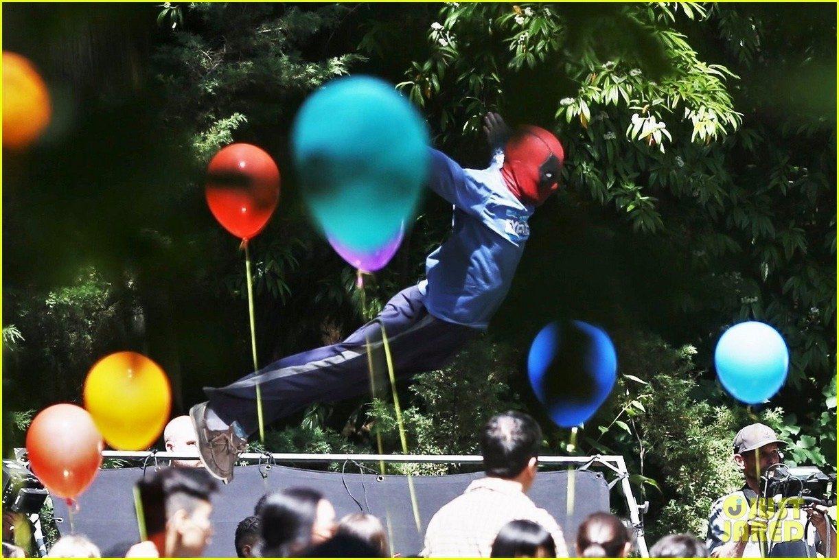 Deadpool 2 Imagens Bastidores (23)