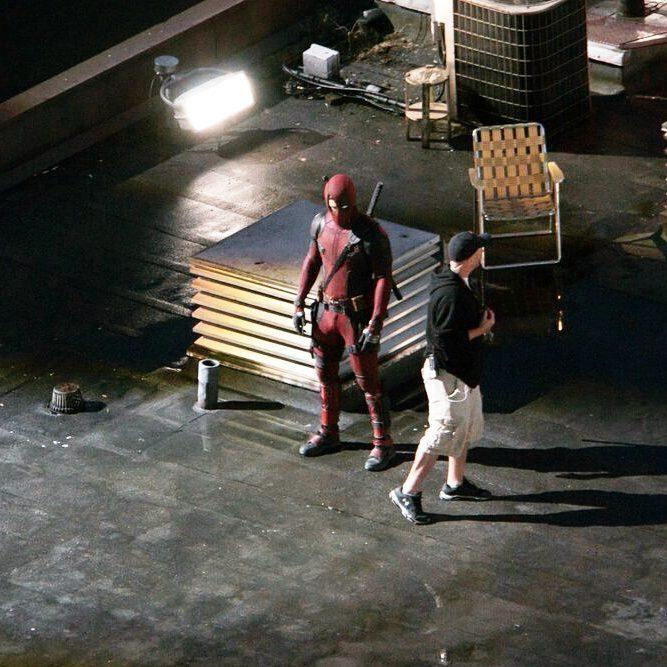 Deadpool 2 Imagens Bastidores (3)