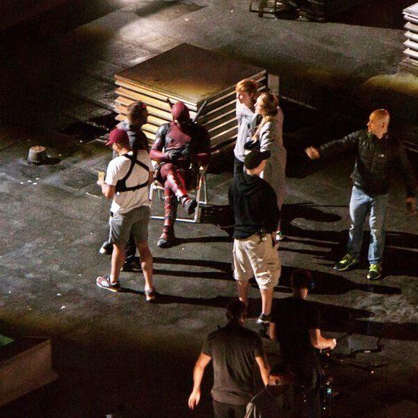 Deadpool 2 Imagens Bastidores (4)