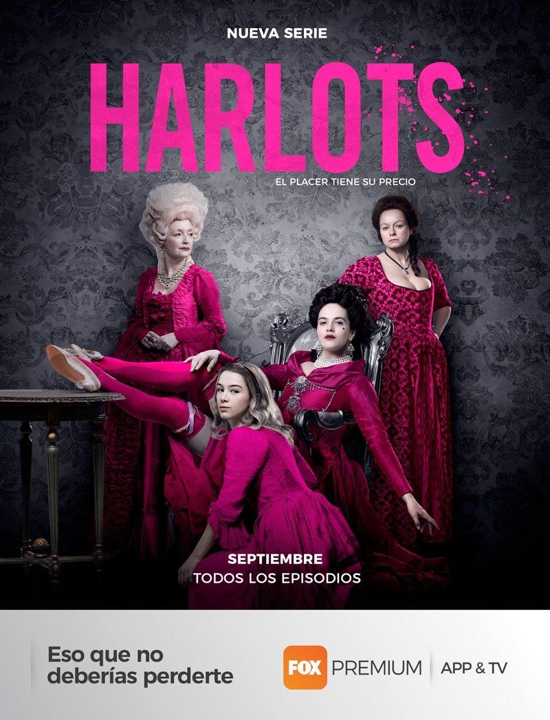 FOX Premium - Harlots