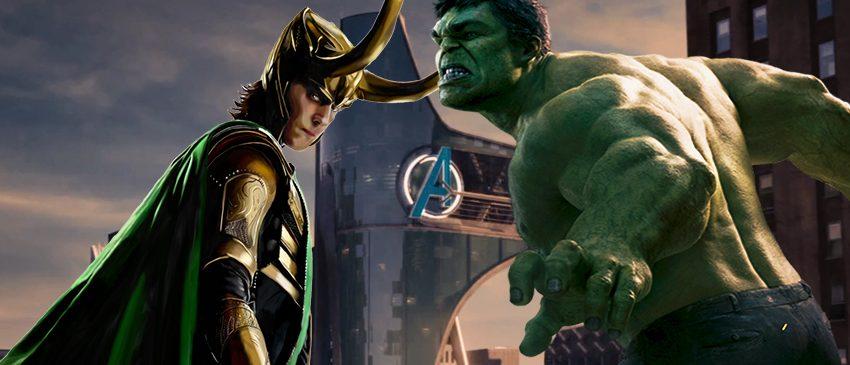 THOR: RAGNAROK | Loki se treme de medo do Hulk em novo vídeo!