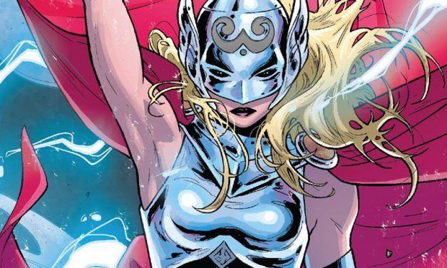 THOR: RAGNAROK | Uma Lady Thor está no radar da Marvel para os filmes!