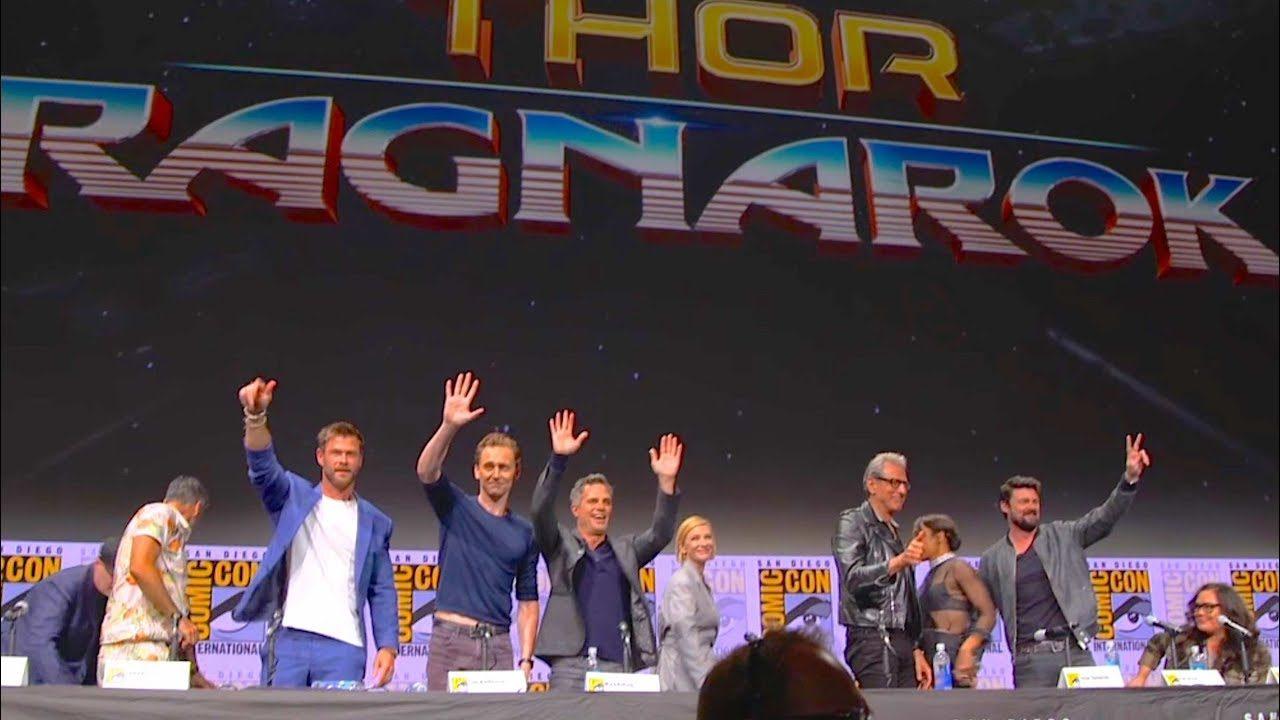 Marvel Studios San Diego Comic Con (2)
