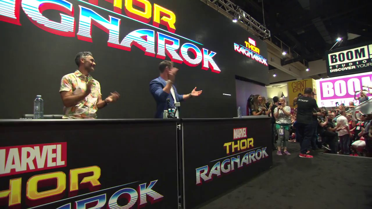 Marvel Studios San Diego Comic Con (3)