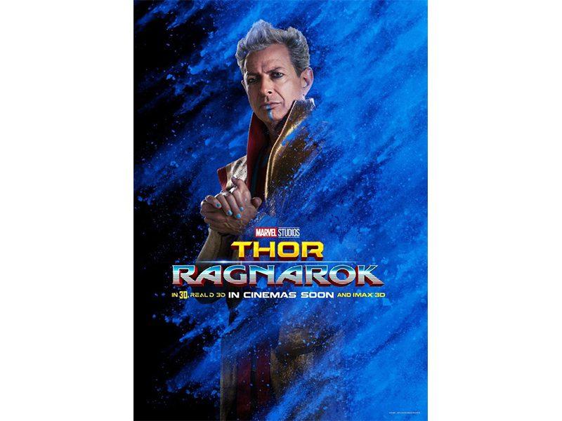 Posters Thor Ragnarok (1)