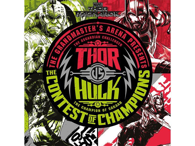 Posters Thor Ragnarok (12)