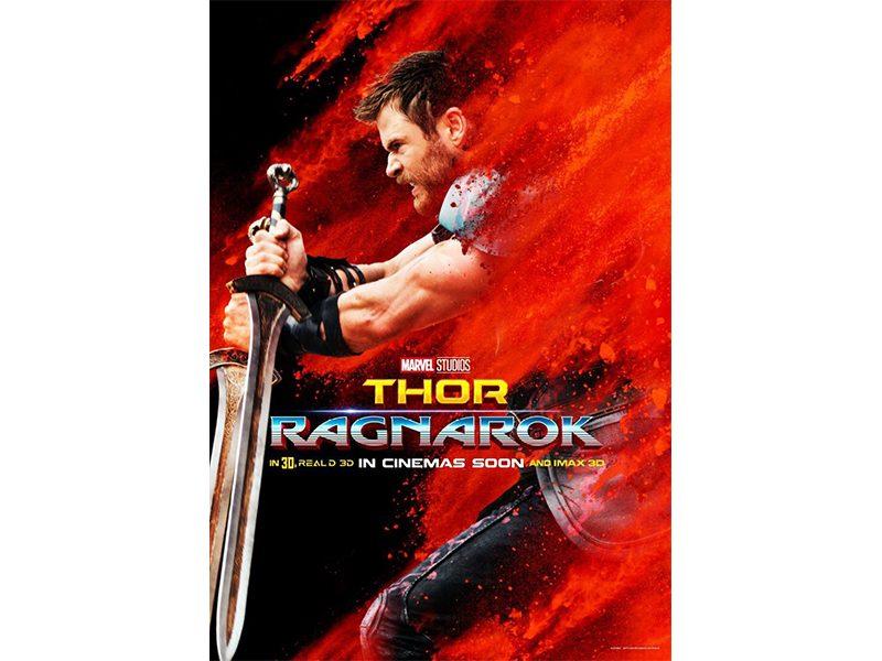 Posters Thor Ragnarok (15)