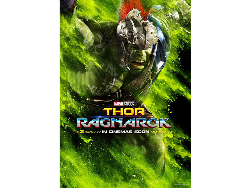 Posters Thor Ragnarok (16)