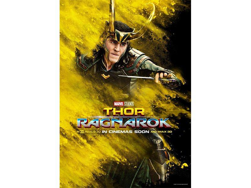 Posters Thor Ragnarok (20)