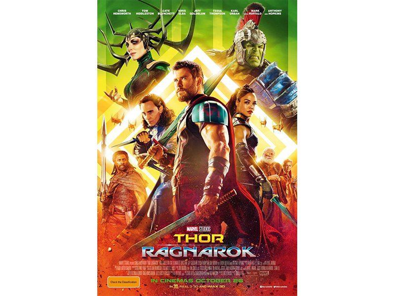 Posters Thor Ragnarok (3)