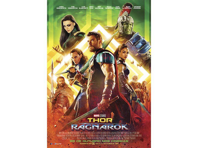 Posters Thor Ragnarok (4)