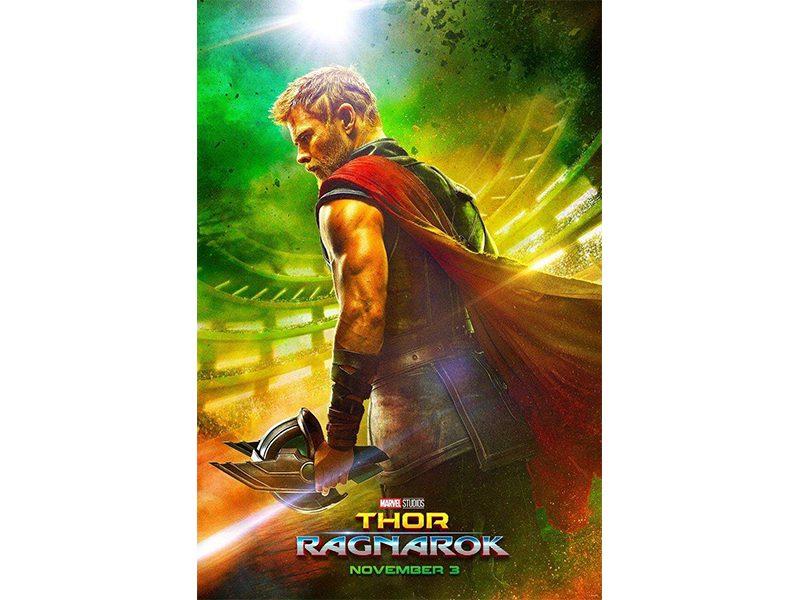 Posters Thor Ragnarok (5)