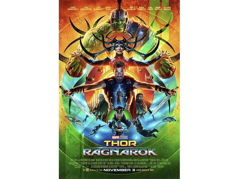 Posters Thor Ragnarok (6)