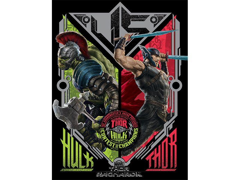 Posters Thor Ragnarok (7)