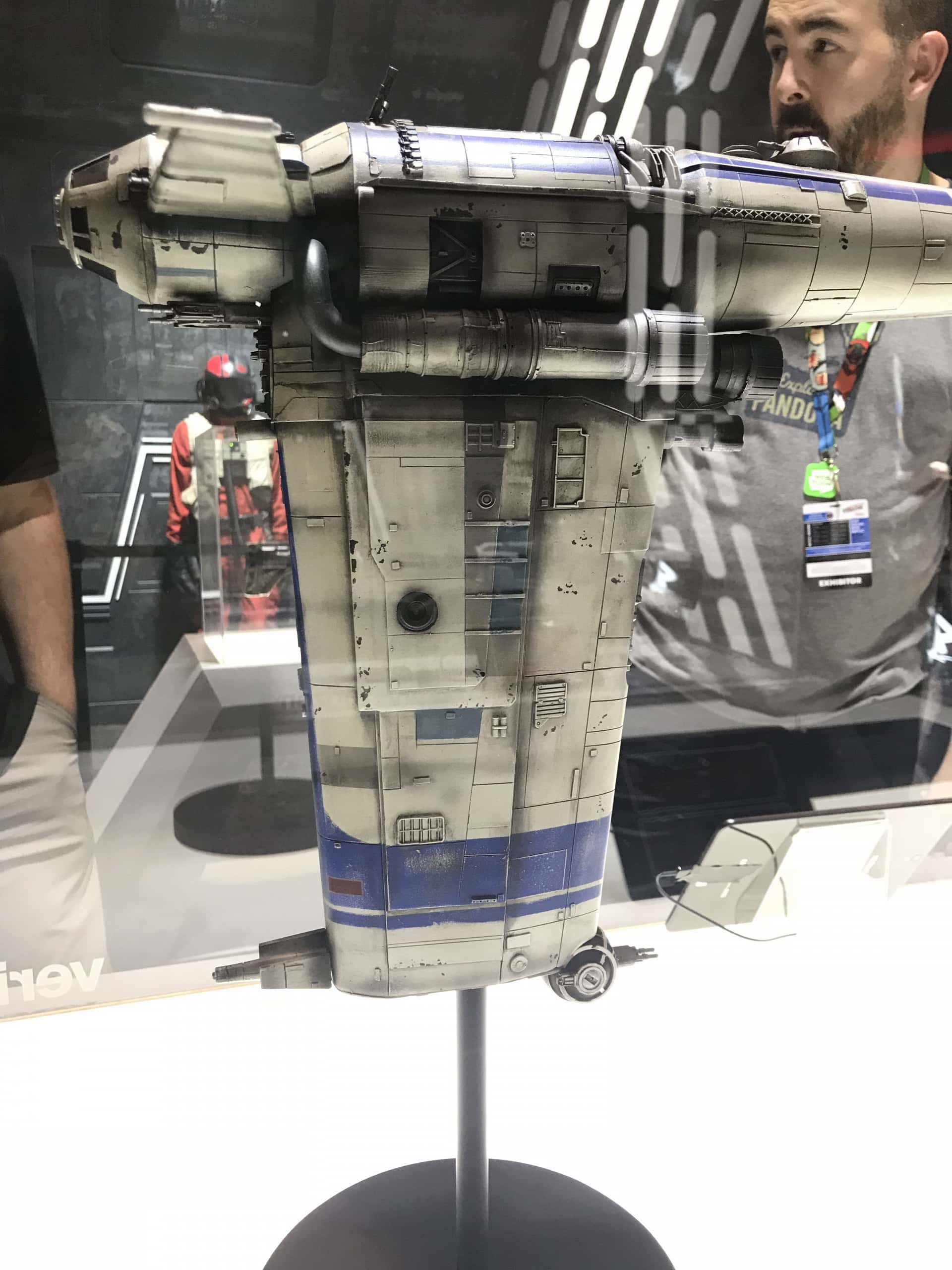 Star Wars Os Últimos Jedi NYCC (43)