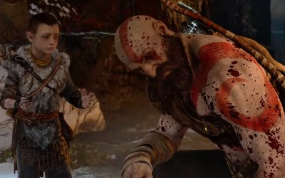 GOD OF WAR | O bicho volta mais grosso no novo trailer do jogo!