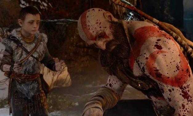 GOD OF WAR | O bicho volta mais grosso no novo trailer do jogo!