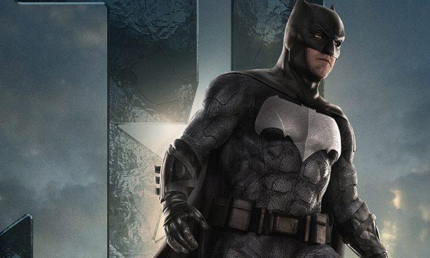 LIGA DA JUSTIÇA | Um Batman com uma dinâmica diferente vai surgir!