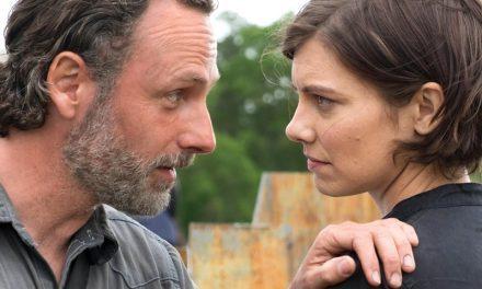 THE WALKING DEAD   Rick e Maggie se preparam para a guerra total!