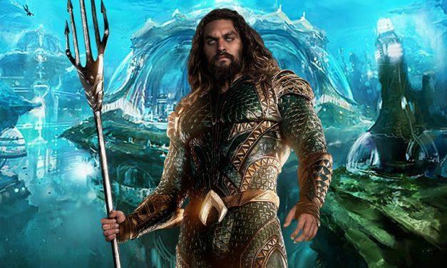 LIGA DA JUSTIÇA | Jason Momoa conta detalhes do Aquaman no filme!