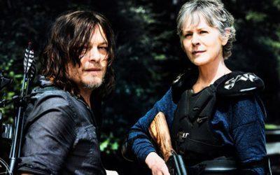THE WALKING DEAD | Veremos a Carol guerreira na oitava temporada de novo!