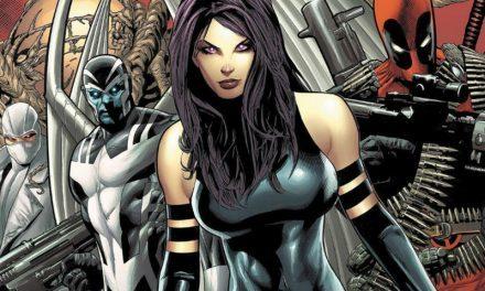 X-FORCE   Cable veio do futuro só para dar spoilers do filme!