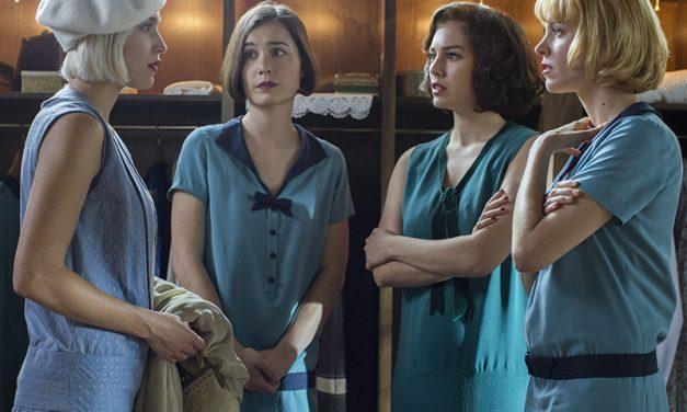 AS TELEFONISTAS | Netflix liberou as imagens da segunda temporada!