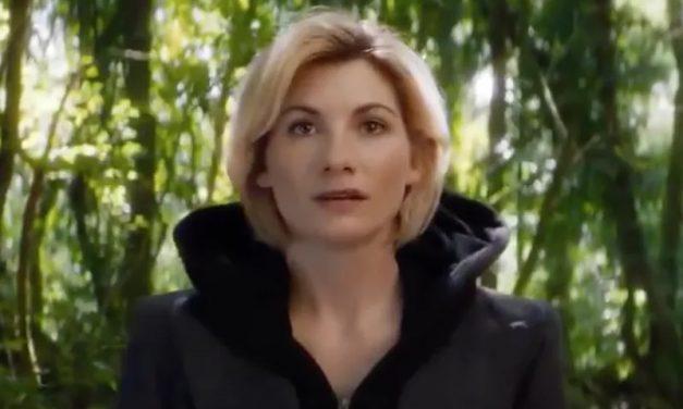 DOCTOR WHO | Um companion é pouco, dois é bom, três é perfeito!