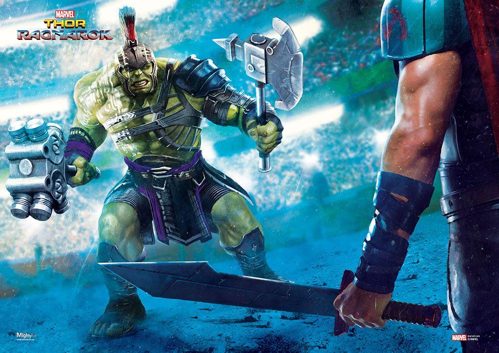 Thor e Hulk (1)