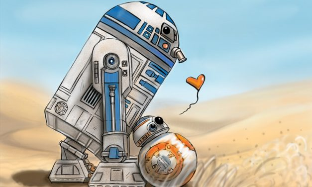 STAR WARS | O droid BB8 tem namorada confirmada em HQ da Marvel!