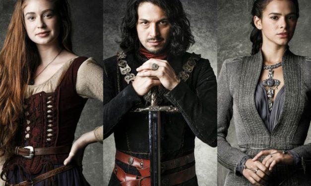 DEUS SALVE O REI | O universo medieval está chegando na Globo!